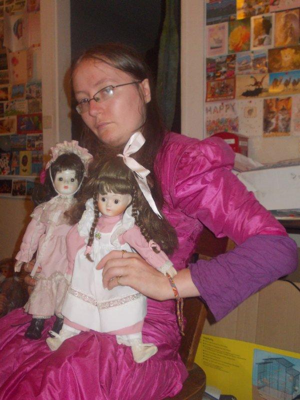 Quelques poupées/baigneurs de ma collection