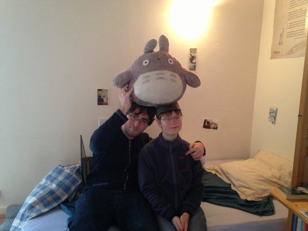 Valou, Benji et moi 3