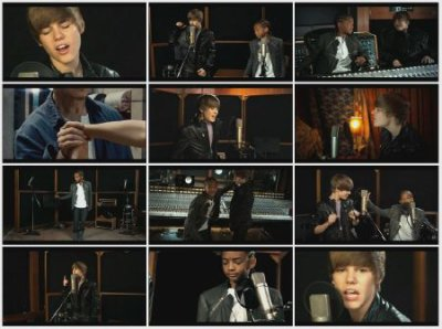 Justin Bieber Dans Never Say Never