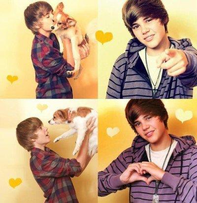 Justin Bieber En 04 Fois