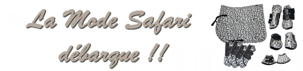 © Article 07 de HorseDressing : MODE Safari