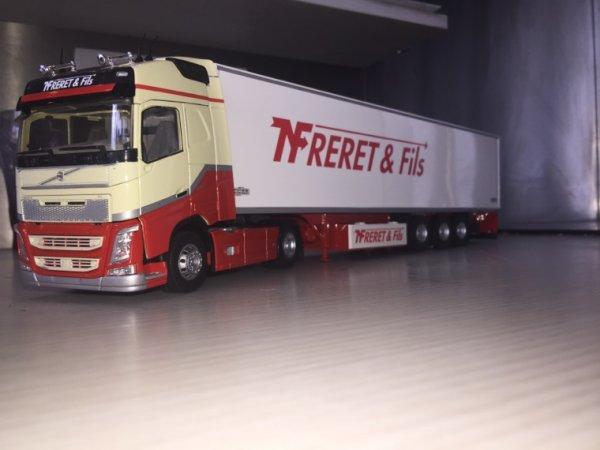 Volvo Fh4 Freret