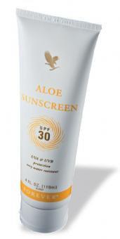Aloe Sunscreen n°199 (Ecran solaire Aloes)