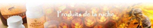 Les produits de Forver à l'Aloe Vera