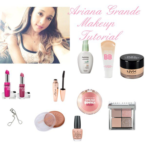 Arianna Grande son style !