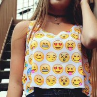 Comment faire son/ses t-shirt emoji