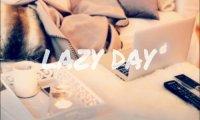 Lazy day'