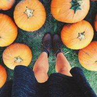 vêtement d'été mis dans une tenue d'automne !