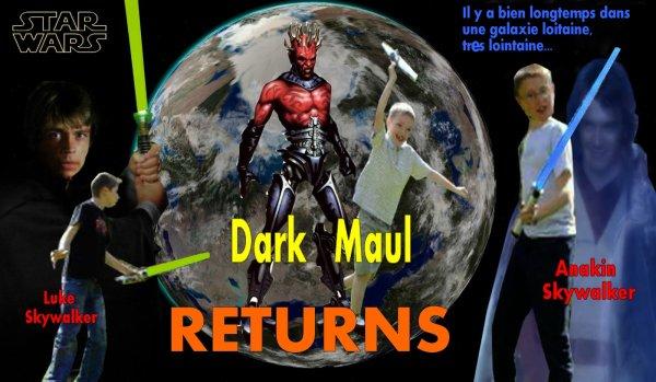 Star Wars Episode VII - Le Retour de Dark Maul