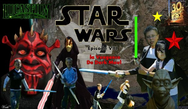 Star Wars Episode VIII - La Vengeance De Dark Maul