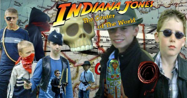 Indiana Jones 5 - The Center Of The World