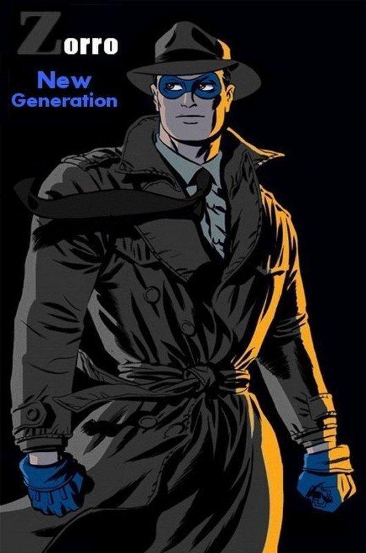 Zorro - New Generation