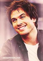 Ian, baby!