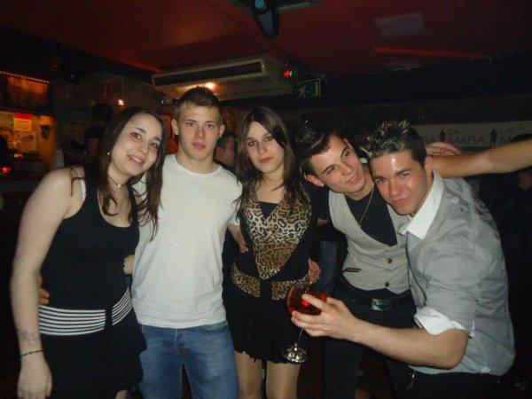 Iria, Arge, Yo Y dos amigos