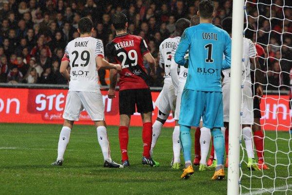 Benoit Costil Stade Rennais N°1