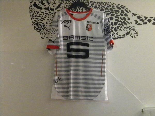 Sanjin Prcic Stade Rennais N°24