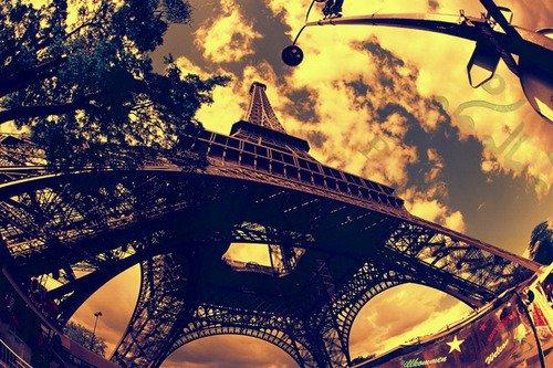 Paris, je t'aime .