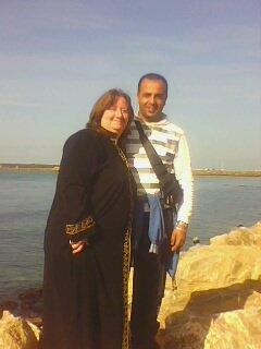 moi et mon bb au plage au moin novenbre