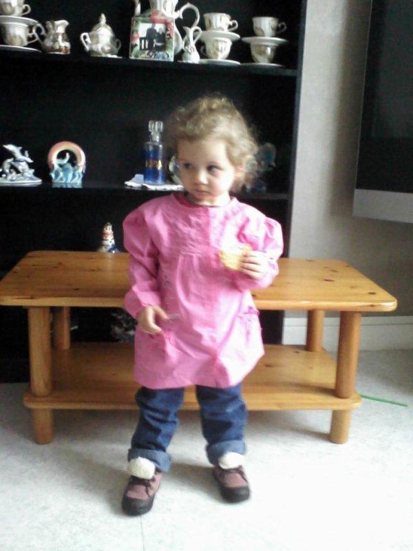 ma fille de 2ans
