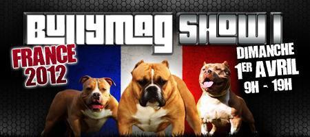 bullymag show 2012 inscrivez vous sinon annuler on compte sur vous le monde du bully