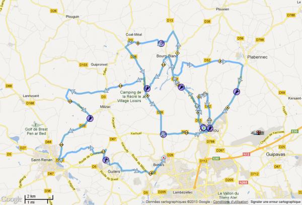 01/05/2013 - Course en ligne FSGT - La Gouenousienne
