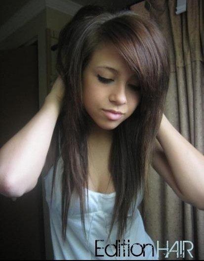 Les coiffures d'Emo à adopter !