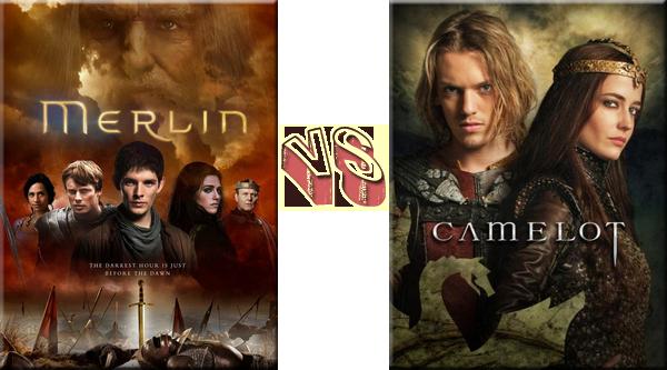 VS de Séries Merlin VS CamelotProposé par: NemesisByLadyBoleyn