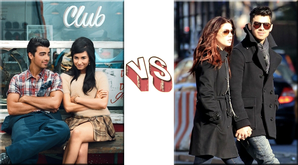 VS de Couples - Couple de Stars Jemi VS JashleyProposé par: stages-of-my-life