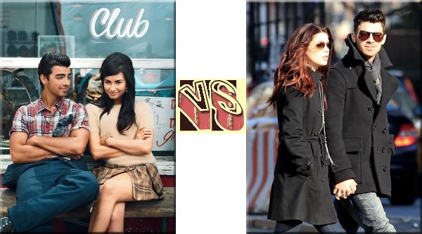 VS de Couples - Couple de Stars Jemi VS JashleyProposé par: stages-of-my-life
