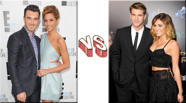 VS de Couples - Couple de Stars Kenielle VS Liley.
