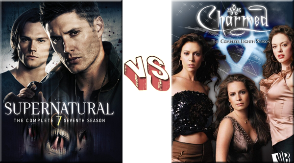 VS de Séries Supernatural VS Charmed.