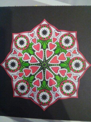 Mandalas : Kaleido color  Nini