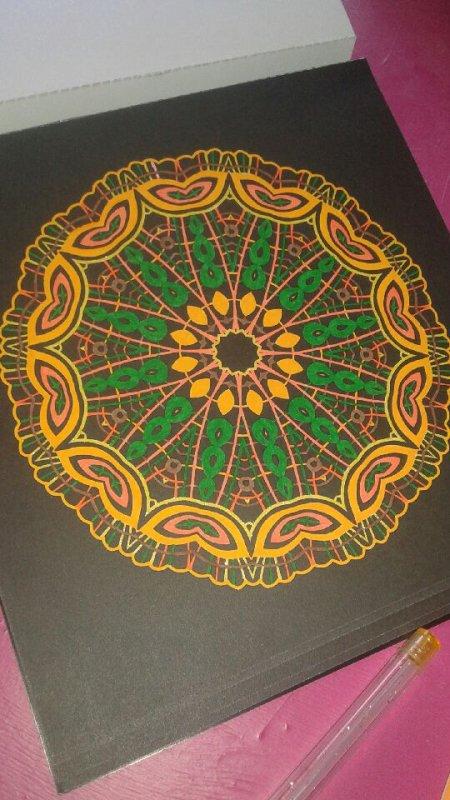 Mandalas : Kaleido color  Lucyle