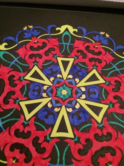 Kaleido color Lauryne