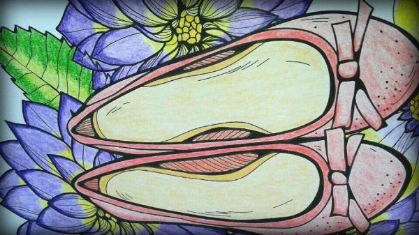 Art thérapie : color évasion. Coloriage Lucyle