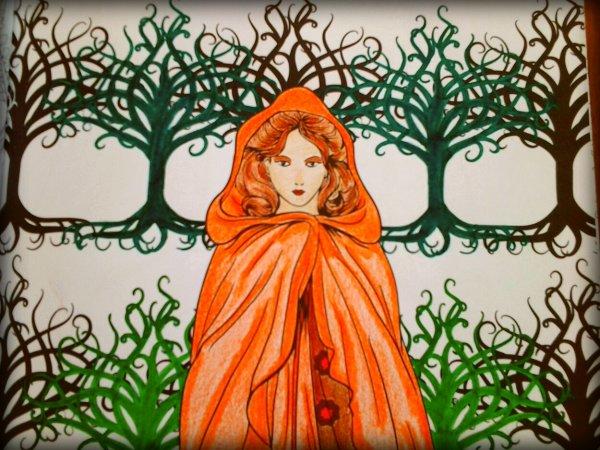 Art thérapie forêts féeriques