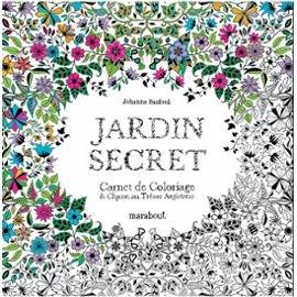 Art thérapie : jardin secret