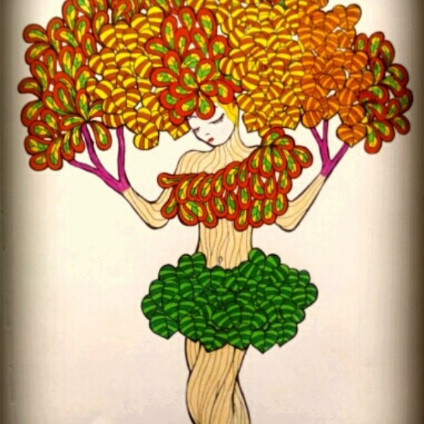 Coloriage Arbre Anti Stress.Coloriage Anti Stress Arbre De Vie