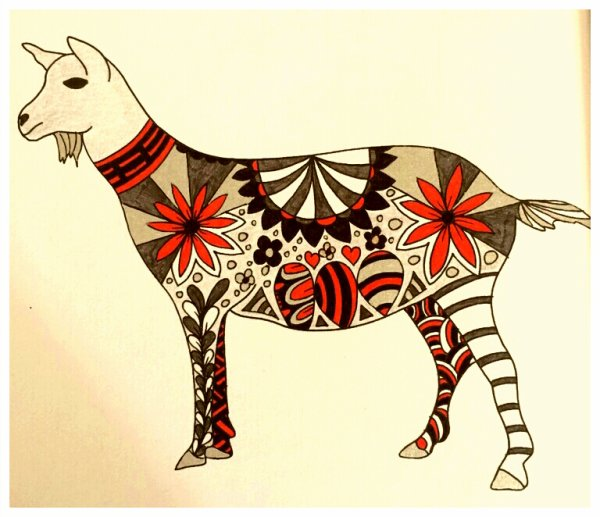 Art Therapie Animaux A Colorier Coloriage De Lauryne Coloriages