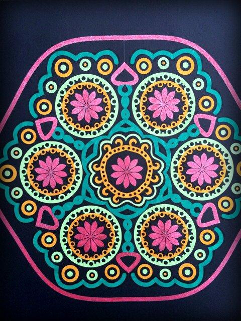 Kaleïdo color de Lauryne