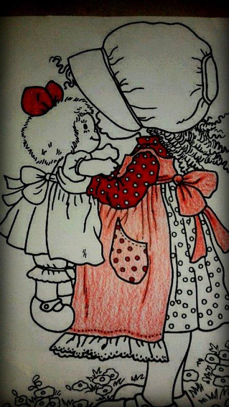 Art thérapie : coloriage Pinterest de Lucyle.