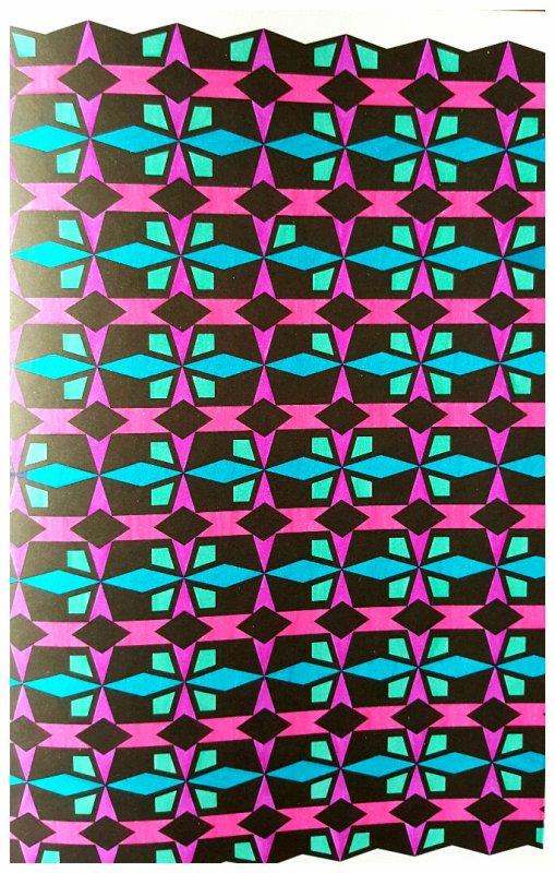 Art thérapie : 100 nouveaux coloriages.