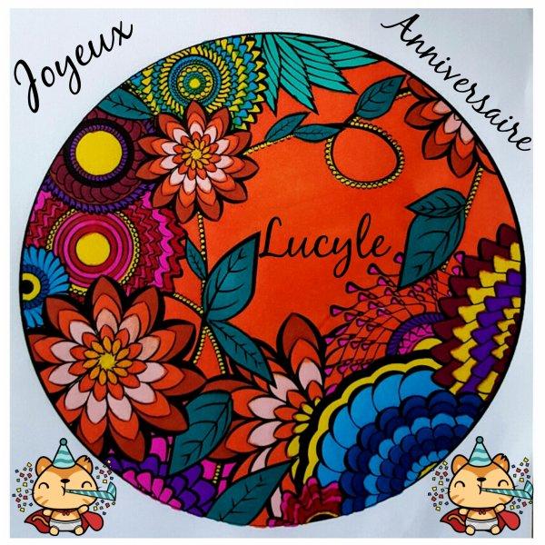 Joyeux Anniversaire Lulu Chérie♥♥♥♥