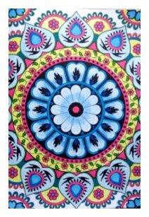Mandala. Coloriage de Nini