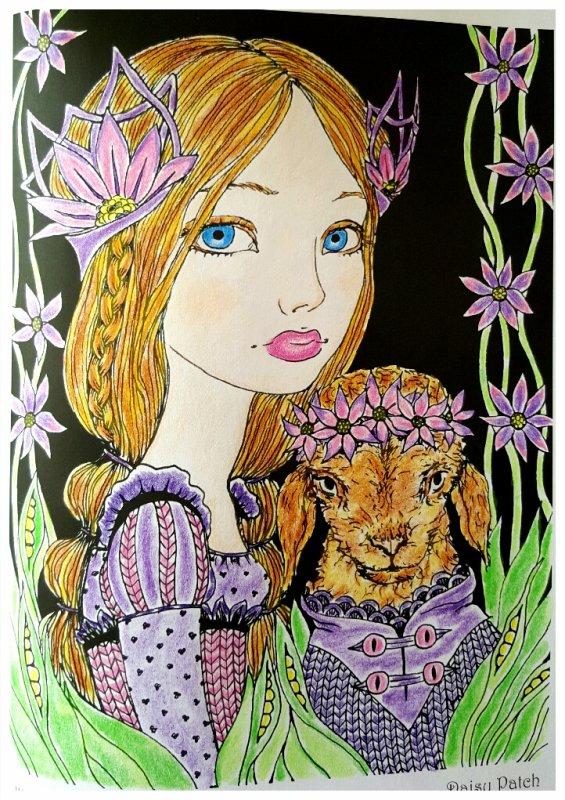 Art thérapie : inklings. Tanya Bond