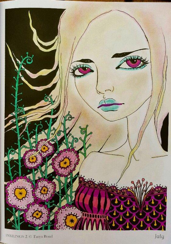 Inklings 2 by Tanya Bond. July
