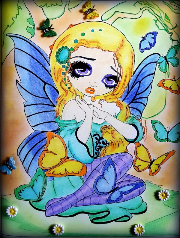 A fantasy art adventure de Jasmine Becket - Griffith.