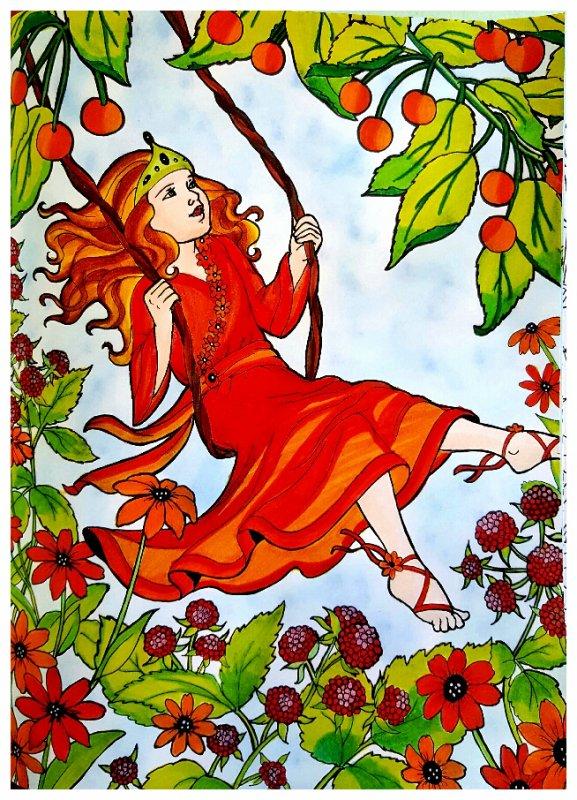 Fairy World de Barbara Lanza