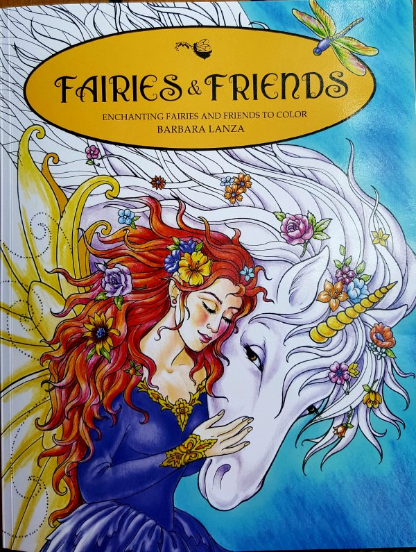 Fairies and friends de Barbara Lanza
