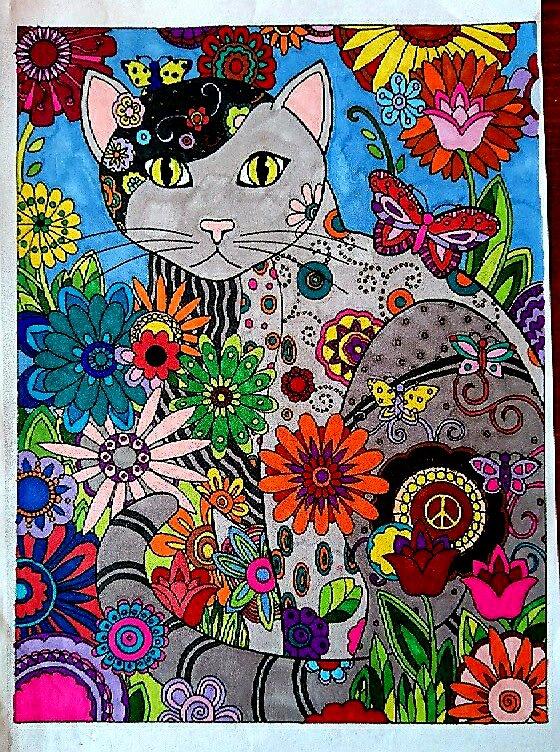 Coloriage Pinterest.